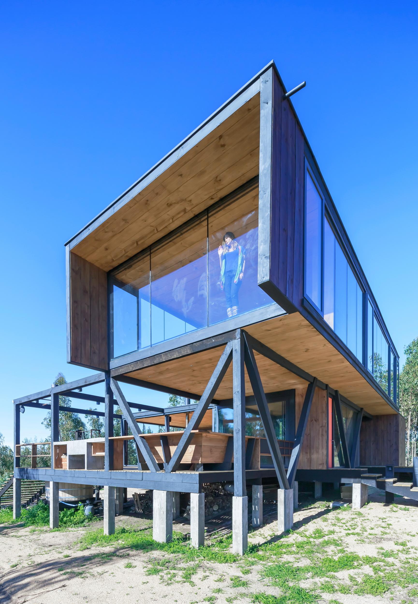 Gallery of harfagar house wmr arquitectos 4