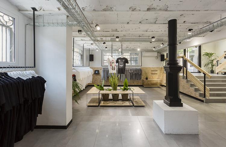 Suara Store / CLAP Studio, © Daniel Rueda