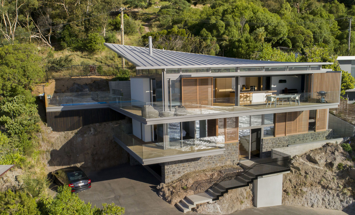 Casa Scarborough / Borrmeister Architects