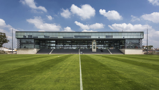 Edificio Sede de la Federación Mexicana de Fútbol - FEMEXFUT / ARROYO SOLÍS  AGRAZ