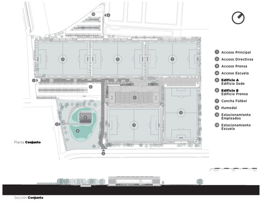 Site Plan Plan