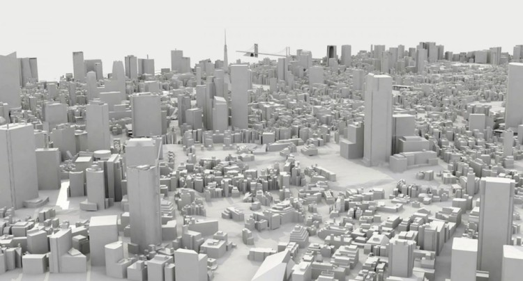 This Genetic Algorithm Predicts the Rise of Skyscrapers in Urban Areas, © Ivan Pazos et al