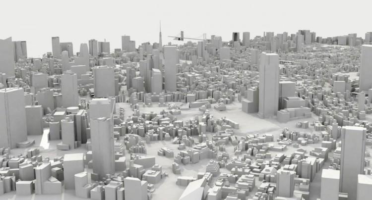 Algoritmo genético prevê o crescimento vertical de áreas urbanas, © Ivan Pazos et al