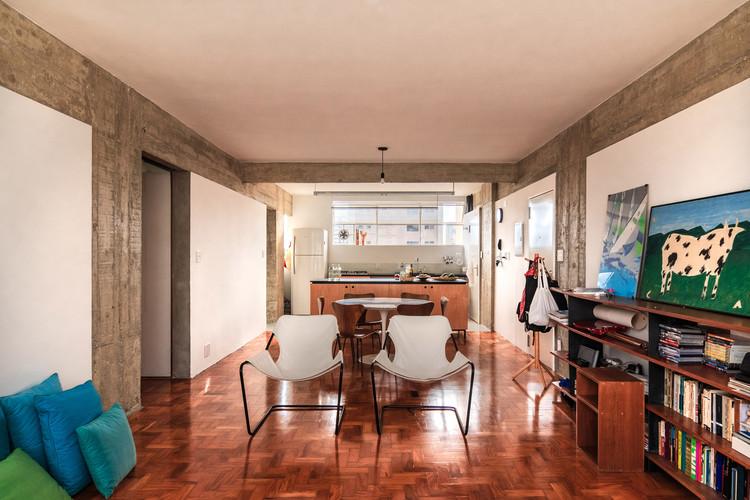 Apartamento N.A. / pianca+urano, © Rafael Monteiro