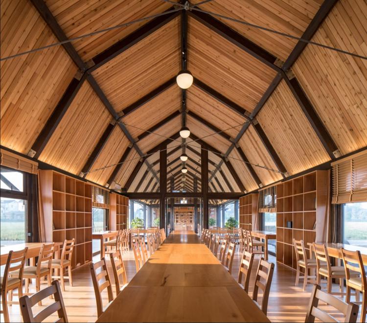Rural Library / Leeko Studio, © Yong Zhang