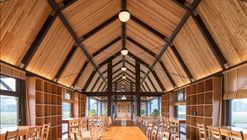 Rural Library / Leeko Studio