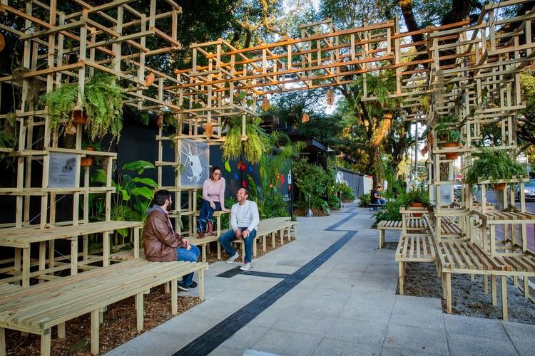 Talks Calçada de Todas as Cores - CASACOR São Paulo 2018, Calçada de Todas as Cores - Foto Sissy Eiko