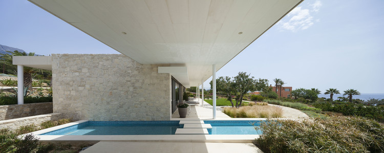 House by the Sea / GERNER GERNER PLUS, © Rupert Steiner