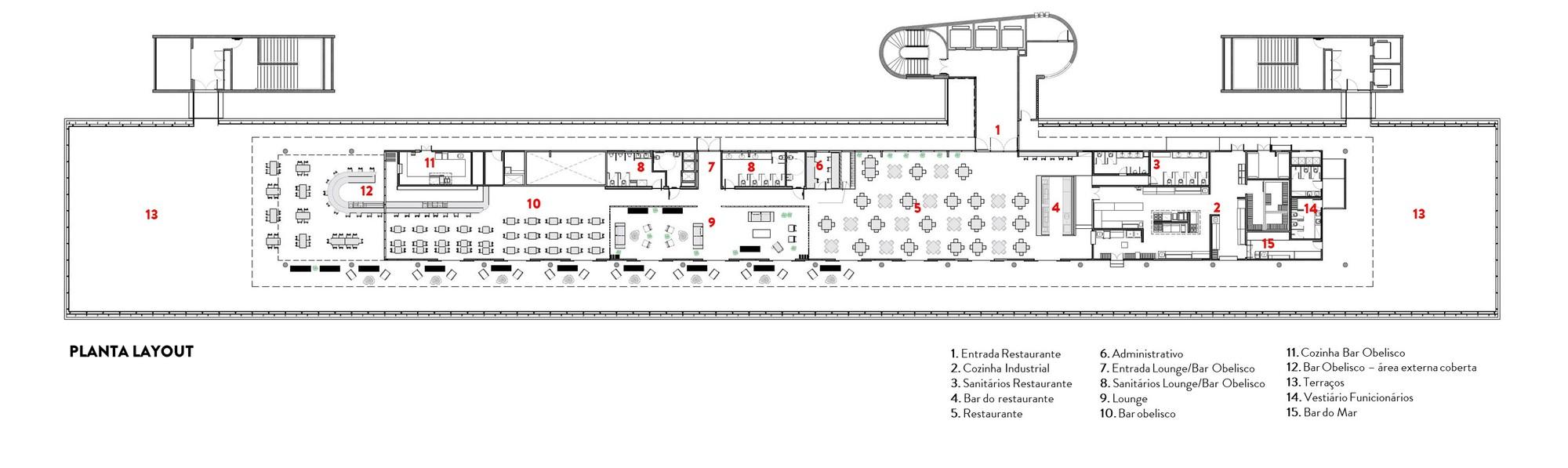 Galeria De Restaurante Vista Prototyp Ch O De F Brica 25