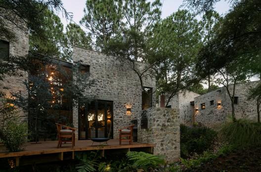 Casa EC / AM30 Taller de Arquitectura + Stephane Arriola