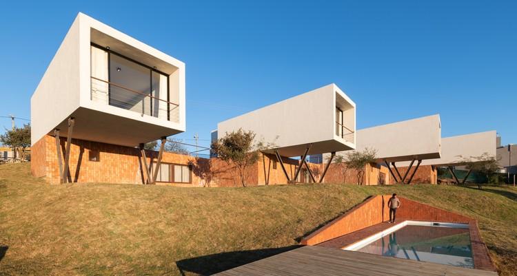 Os Mirantes / Andrés Alonso Arquitecto, © Gonzalo Viramonte