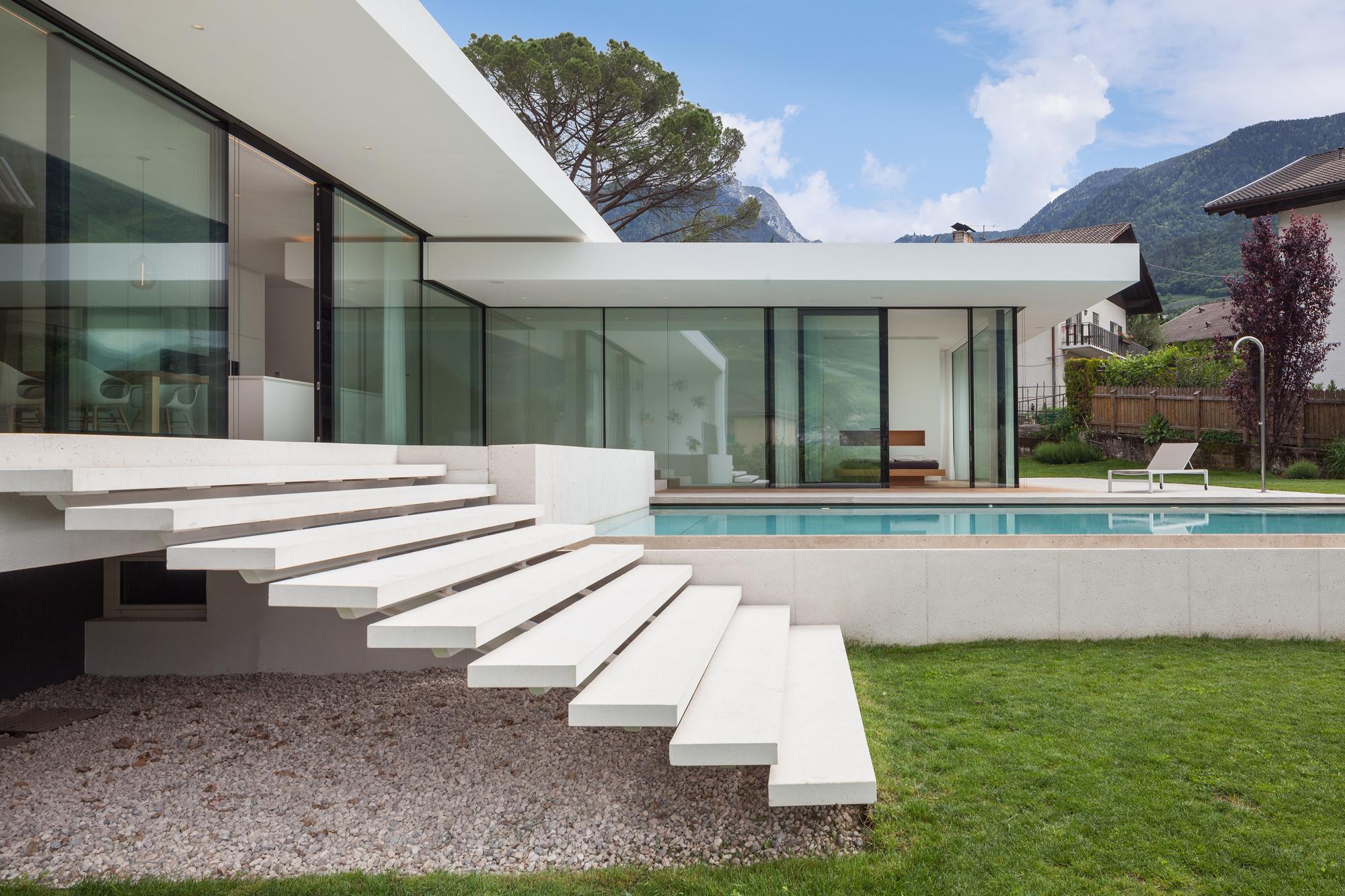 galer a de casa t monovolume architecture design 3. Black Bedroom Furniture Sets. Home Design Ideas