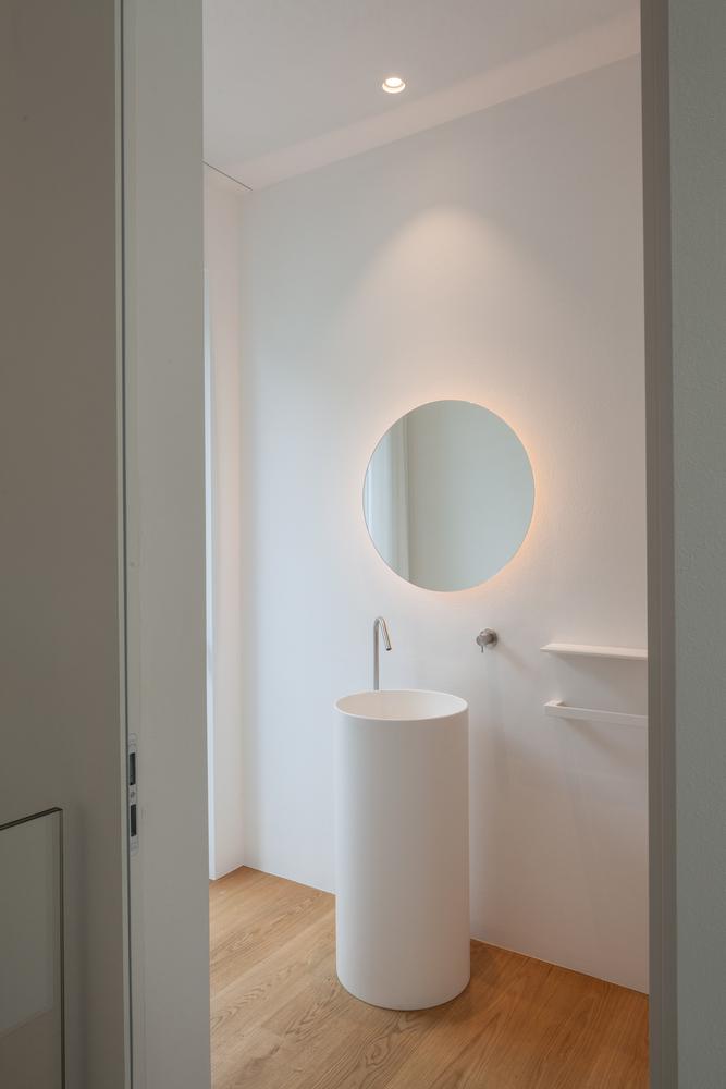 Gallery Of House T Monovolume Architecture Design 17