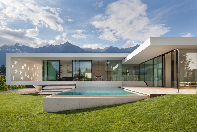 Casa T / monovolume architecture+design, © Andrea Zanchi