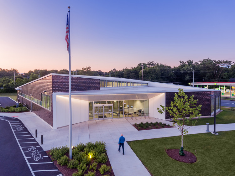 Shepard Library / Moody Nolan, © Cory Klein