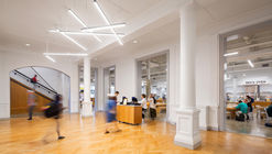 Vassar College Students' Building / LTL Architects