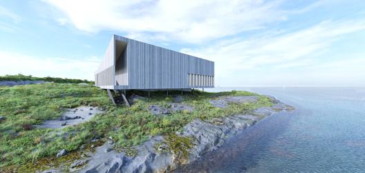 Courtesy of Ekberg Lous Architects / Visualizations by AZR Studio