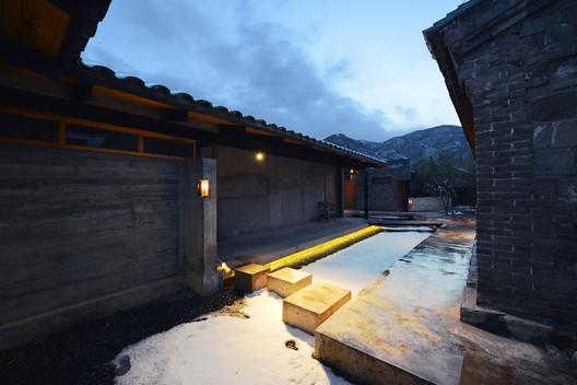 courtyard view. Image © Lei Jin