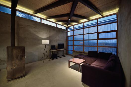 living room. Image © Lei Jin