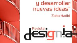 Call for papers: Revista Designia Volumen 6 Número 1