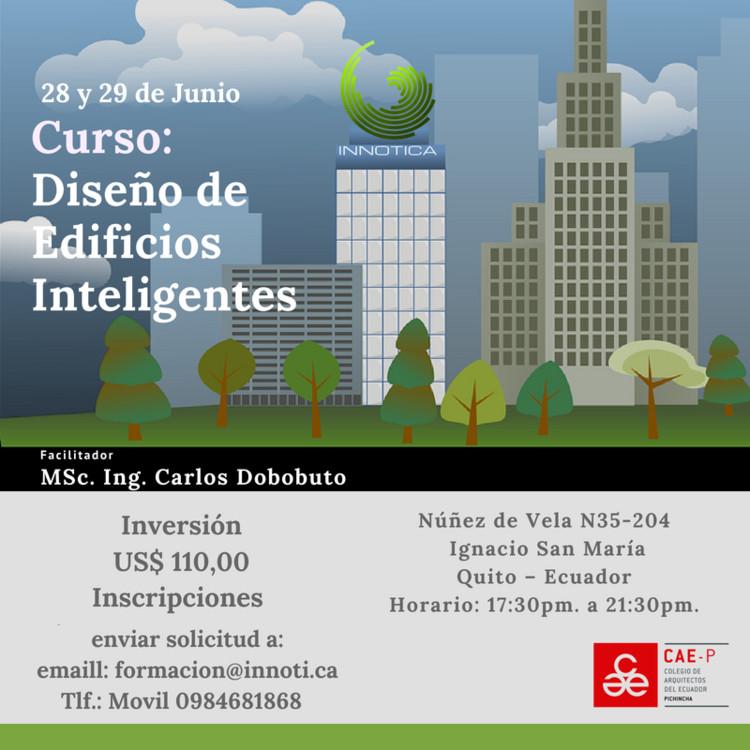 Curso 'Diseño de Edificios Inteligentes'