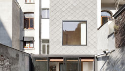 Conversion of a Townhouse in Brussels / Label architecture
