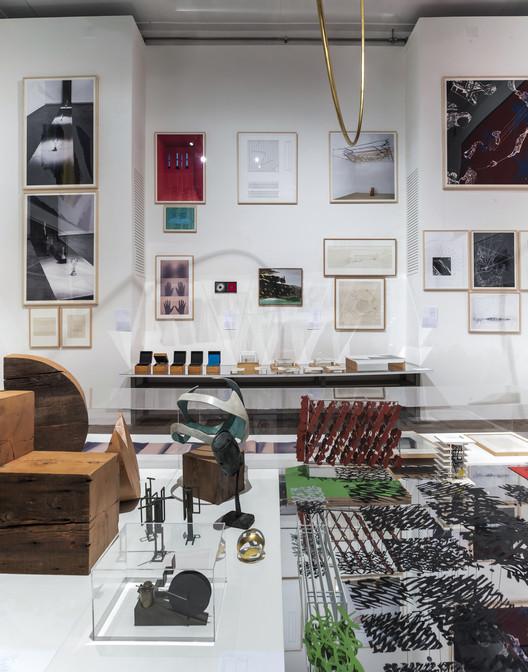 Exhibición 'Juan Navarro Baldeweg: Rings of a Zodiac', Anna Ghiraldini  y Nicolò Zanatta