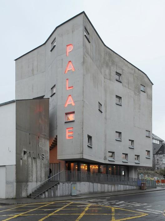 Pálás cinema By dePaor. Image credit: David Grandorge and Peter Maybury