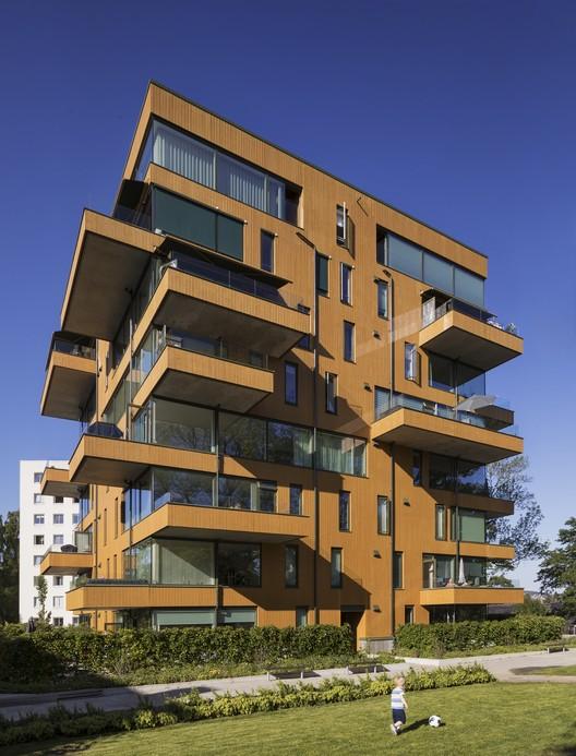 Ullevål tårn By Code Arkitektur. Image credit: Ivan Brodey