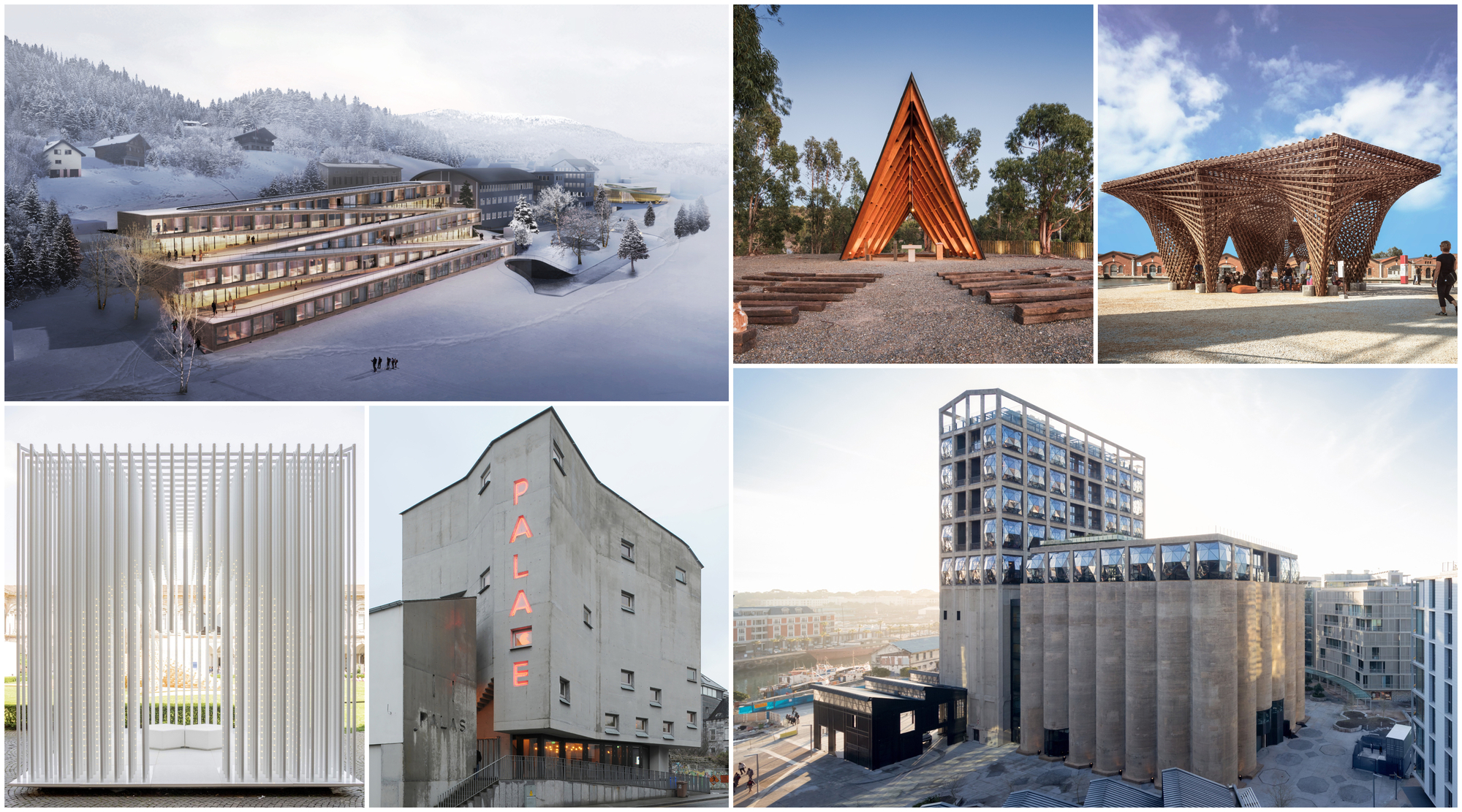 World Architecture Festival Awards