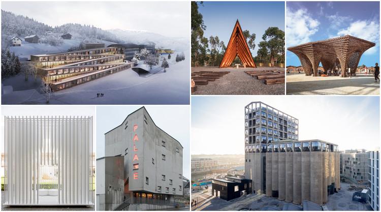 Divulgados os indicados para o World Architecture Festival Awards de 2018