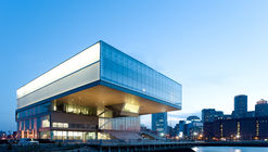 Instituto Contemporáneo de Arte / Diller Scofidio + Renfro