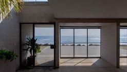 Casa de playa  / Juan Carlos Burga Campodónico