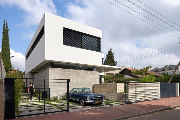 Casa Neve Monoson 3 / Daniel Arev Architecture, © Daniel Arev