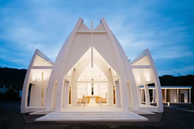 Mary Help of Christian Church / Juti architects, © Peerapat Wimolrungkarat