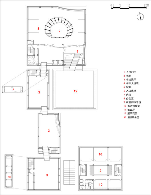 3F Floor Plan