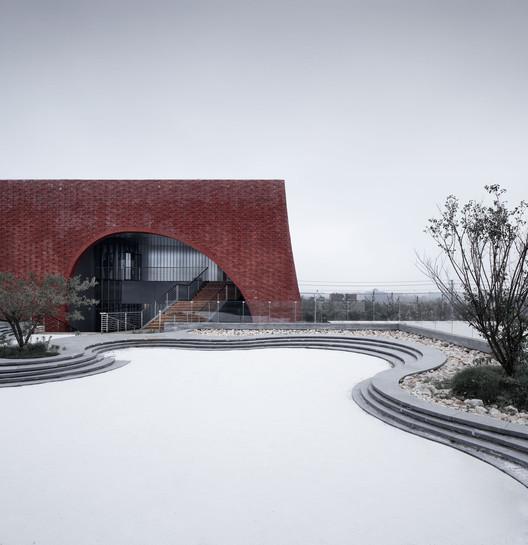 Roof Top Garden. Image © Qiang Zhao