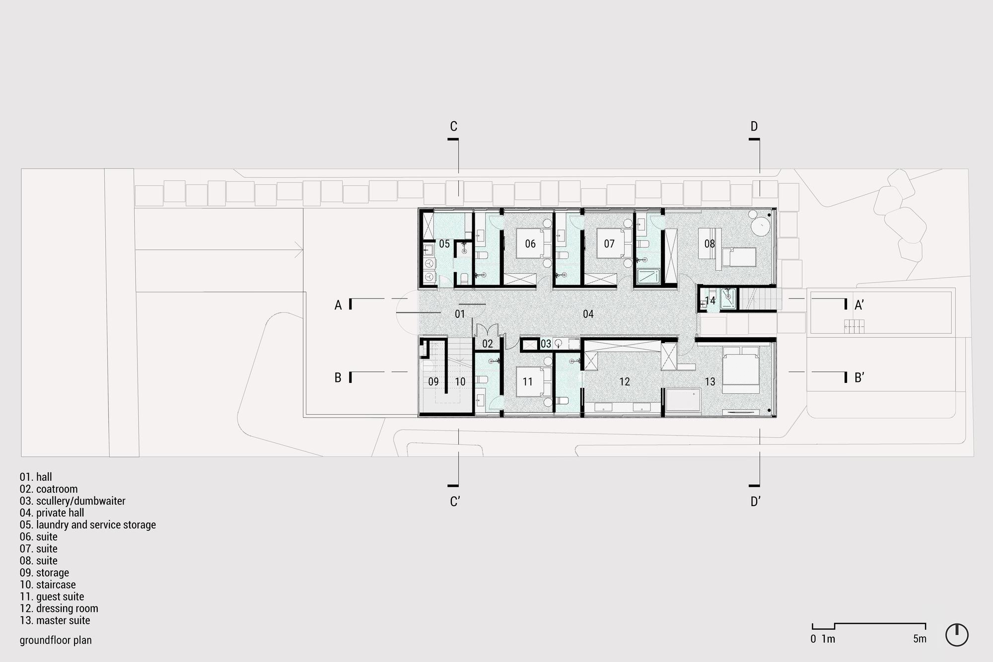 Gallery Of Claudios House Arquitetura Nacional 34