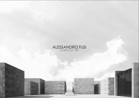 Alessandro Fusi. Image via Issuu