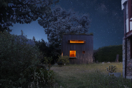 Casa en la Niebla  / Alfonso Arango