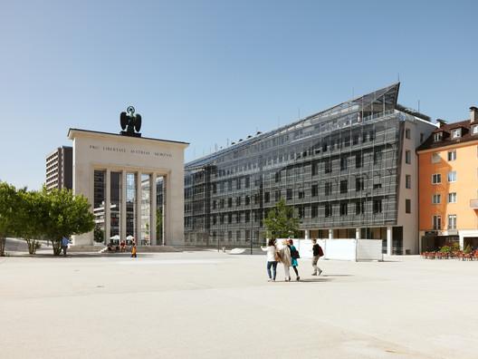 TIWAG Innsbruck / puerstl langmaier architekten