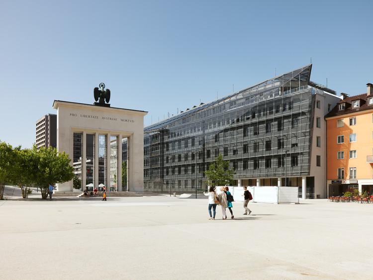 TIWAG Innsbruck / puerstl langmaier architekten, © paul ott photografiert