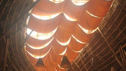 Bamboo Cultural Restaurant Platform / akasha+associates  architecture