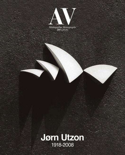 Jorn Utzon / AV Monografías 205, Cubierta Cover, Maqueta de la cubierta de la Ópera de Sídney. Image © State Library of New South Wales