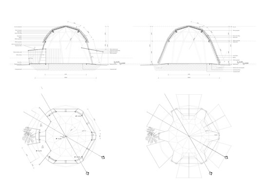 Sections and Plans