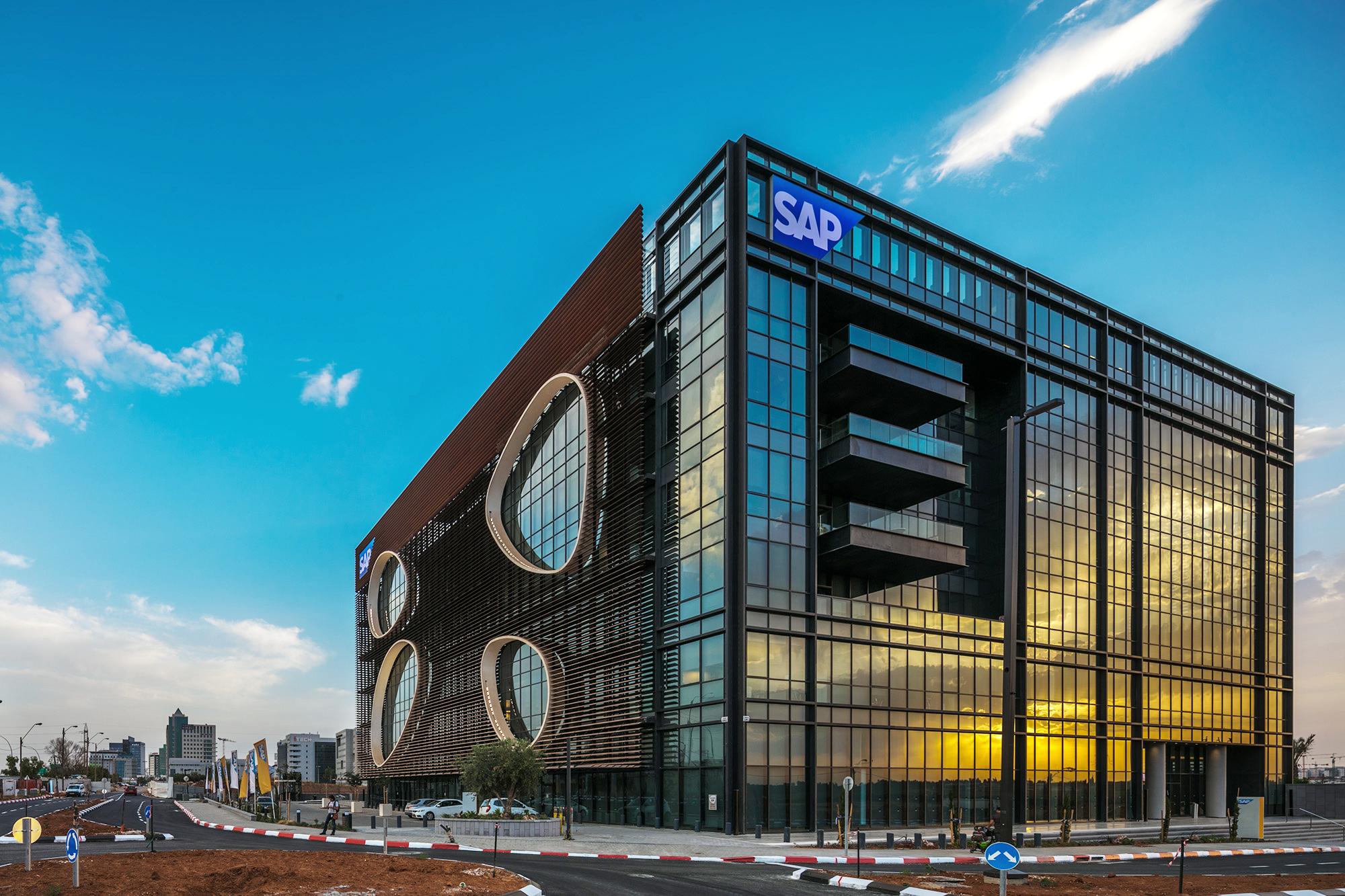 Sap Headquarters Yashar Architects Amazing SAP Headquarters Yashar Architects ArchDaily 503 1