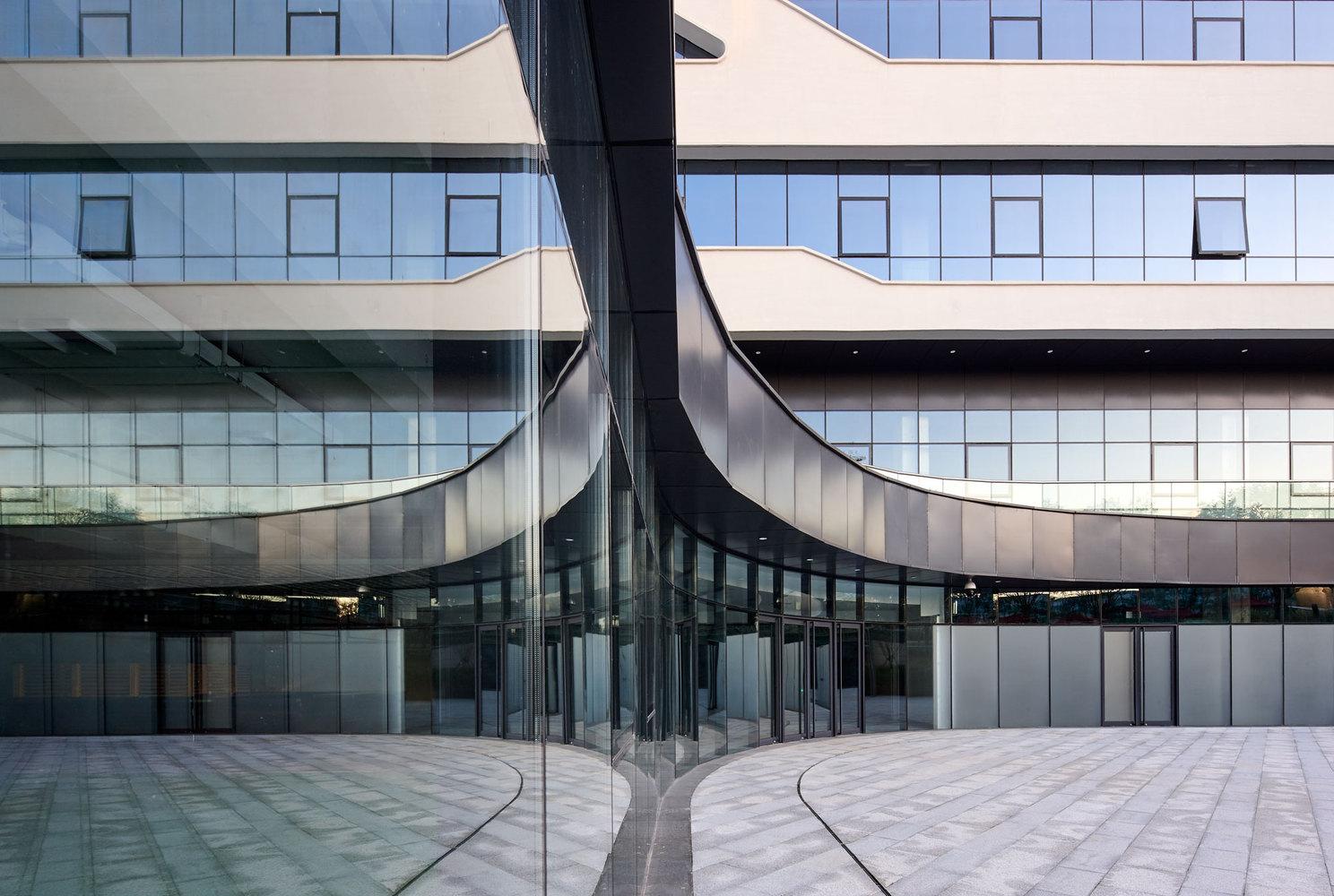 Gallery of Beijing Hongkun Valley / ZOE Architecture - 12