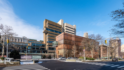 The Milstein Center at Barnard College is due to open for the Fall 2018 semester. Image Courtesy of SOM