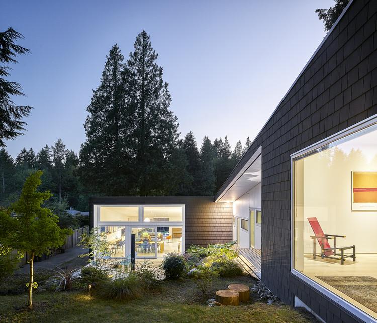 Cranley Residence / Architecture Building Culture, © Andrew Latreille