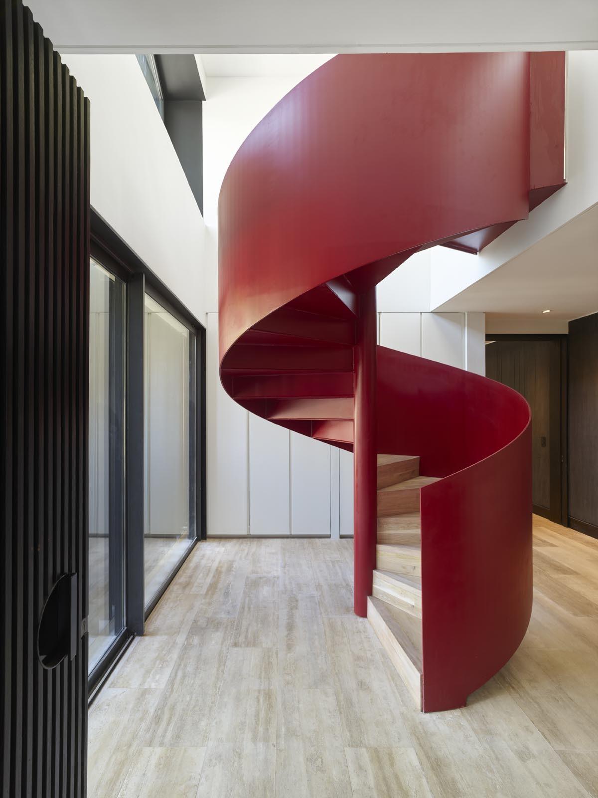 Galeria de resid ncia m laga prietoschaffer arquitectos 2 - Arquitectos interioristas malaga ...